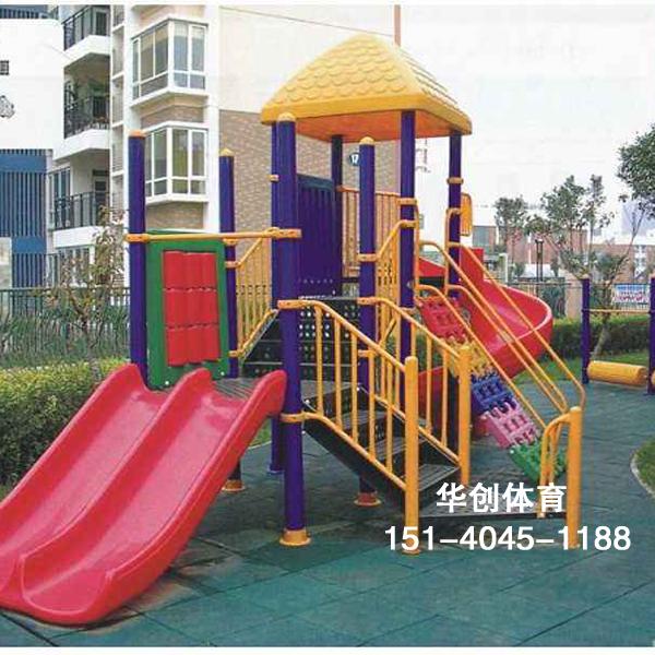 儿童游乐园滑梯