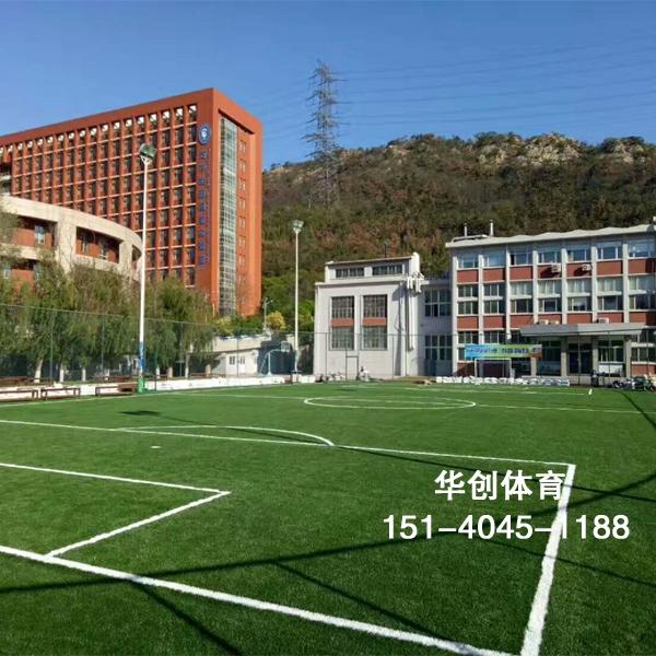 焦作足球场人造草坪